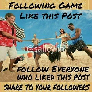 Following Game